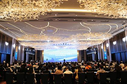 91科技集团许泽玮受邀参加民营企业助力海南自贸港建设投资对接峰会